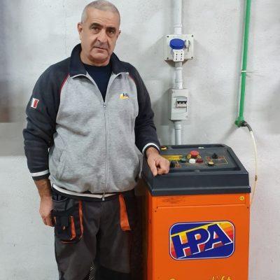 Agostino-Settore Meccanica