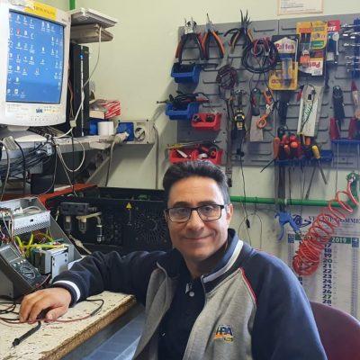 Roberto-Settore Elettronica